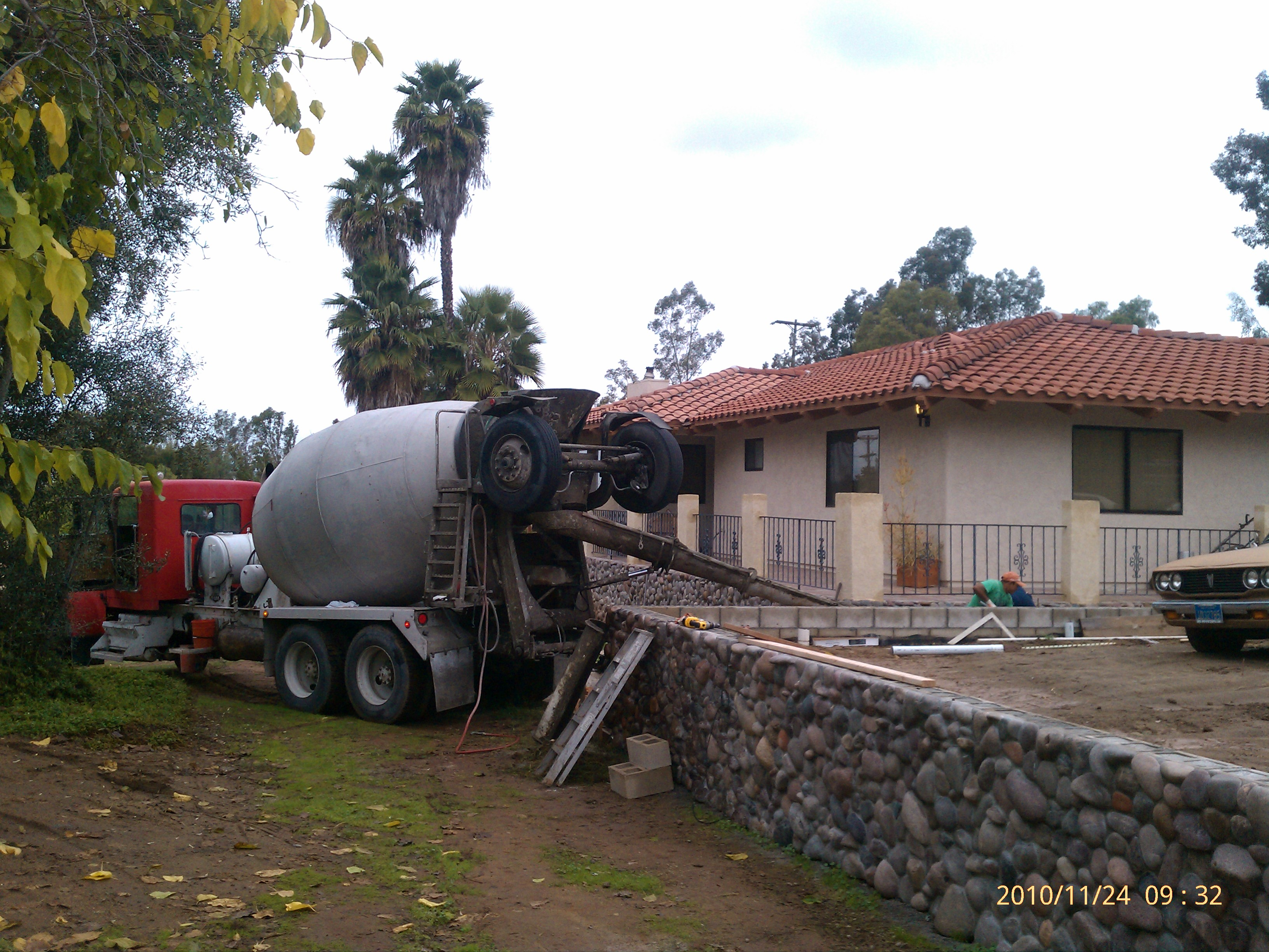 Concrete In El Cajon Asap Ready Mix Delivery And Pumping